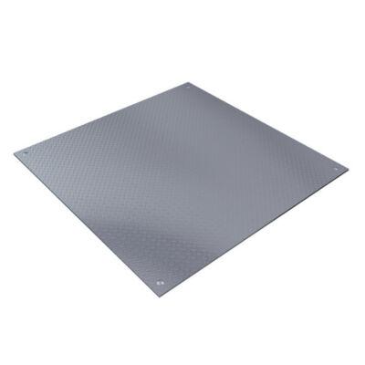 Aco TopTek SOLID horganyzott acél lemezburkolatú könnyű aknafedlap 1000x1000x59.5mm