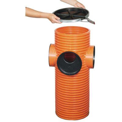 Aco Frankische Opti-control szellőző akna homokfogóval GFK aknafedlappal
