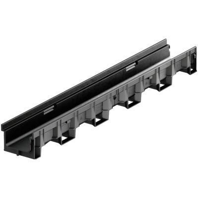 ACO Xtradrain X100C műanyag folyóka H=10 cm, 1 fm