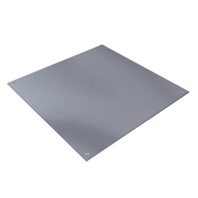 Aco TopTek SOLID horganyzott acél lemezburkolatú könnyű aknafedlap 300x300x59.5mm