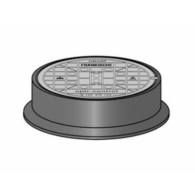 Aco Frankische Opti-control-GFK fedlap (műanyag)