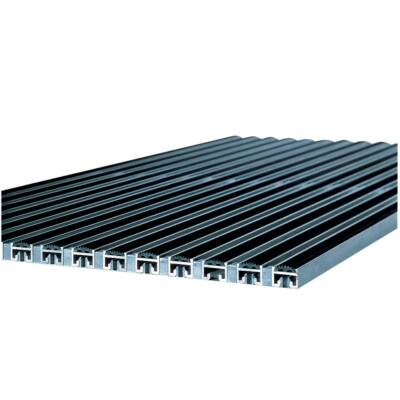 Aco SELF Vario alumínium rács gumi betéttel 100x50cm-es
