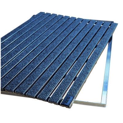 Aco SELF Indoor szürke lábtörlő alumínium kerettel, műrost betéttel 60x40cm-es