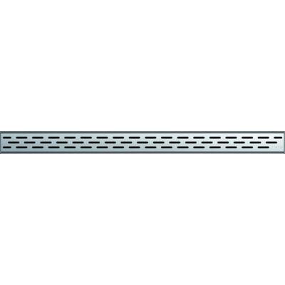 Aco COMFORT 1185mm-es perforált mintás zuhanyfolyóka rács