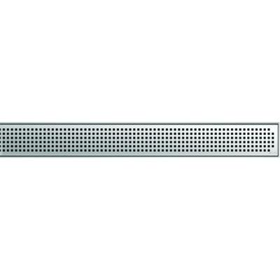 Aco COMFORT 1185mm-es szita mintás zuhanyfolyóka rács