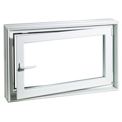Aco MARKANT Therm hőszigetelt bukó-nyíló ablak kerettel